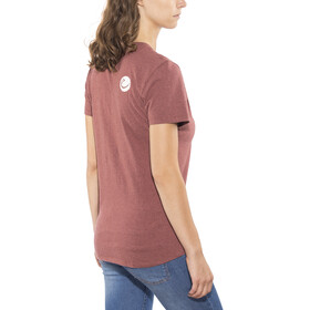 Edelrid Highball II T-Shirt Women darkred